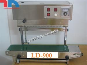 Máy hàn miệng túi chân cao LD900