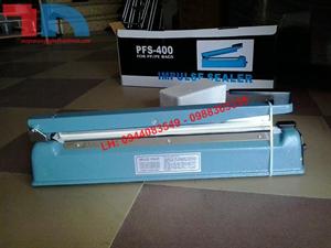 Máy dán túi nilon nhấn tay PFS400