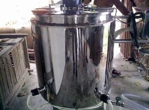 Nồi nấu nguyên liệu 500-5000 lit