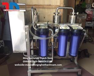 Máy lọc và khử độc tố rượu 20lit