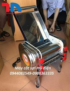 Máy cắt sợi mỳ inox bằng điện