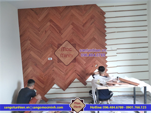 Sàn gỗ Hương Đá