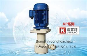 Bơm hóa chất trục đứng KP-65VK-10