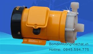 Bơm hóa chất dẫn động từ MP-F-255