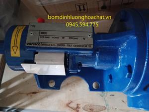 Bơm bánh răng Varisco V100-2 (Italy)