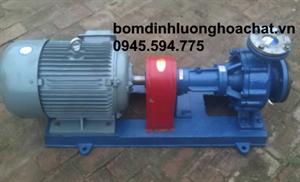 Bơm li tâm - bơm dầu truyền nhiệt RY65-40-200