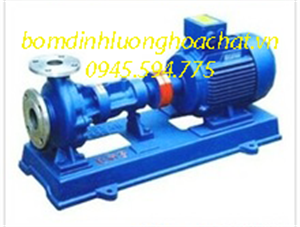 Bơm li tâm - bơm dầu truyền nhiệt RY125-100-250C