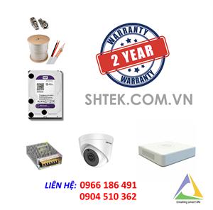 Trọn bô 5-8 camera Hikvision 5.0 MP