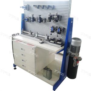 Bộ thực hành điện thủy lực cơ bản - TPA.EH101