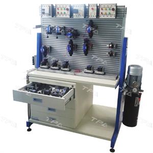 Bộ thực hành điện thủy lực nâng cao - TPA.EH102