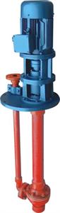 Bơm hóa chất bán chìm trục đứng Model: FSY, WSY, FRP
