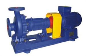 Bơm dầu truyền nhiệt model: LQRY