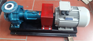 Bơm ly tâm - bơm dầu truyền nhiệt  RY50-32-160