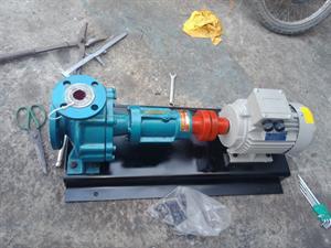 Bơm ly tâm - bơm dầu truyền nhiệt RY65-40-200