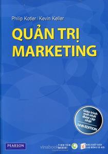 Quản Trị Marketing - Tái bản 12/13/2013