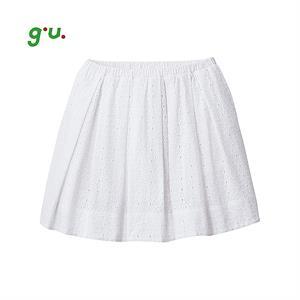 Váy chữ A thêu ren Gu - Uniqlo - WD153