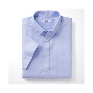 Áo sơ mi nam Uniqlo - Dry Easy Care Shirt - MS54