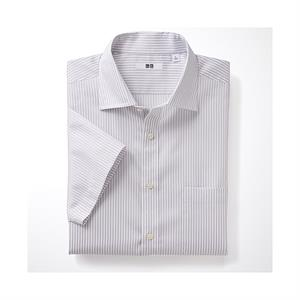 Áo sơ mi nam Uniqlo - Dry Easy Care Stripe Shirt - MS52