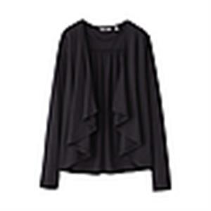 Áo khoác nhẹ Uniqlo UV cut 22- black