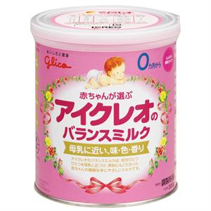 Sữa Icreo  - Glico 0_hộp 320gr - dành cho bé sơ sinh - IH04