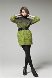Váy len nữ Uniqlo WD02- pha màu độc đáo - WL89