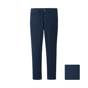 Denim Legging Uniqlo nữ - Navy - WP39