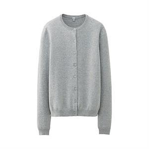 Áo len nữ Uniqlo - 03 Gray - WL81
