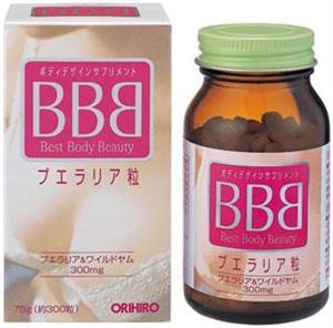 Viên nở ngực BBB Orihiro