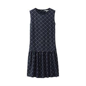 Váy Uniqlo - ô vuông xinh xắn WD15