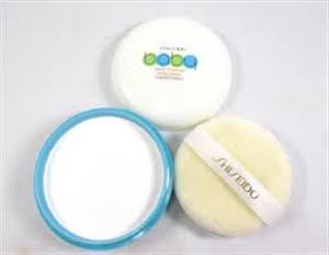 Phấn  Shiseido Baby powder Pressed 50gr của Nhật
