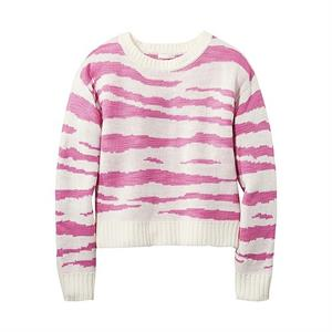 Áo len nữ Gu - Uniqlo Pink - WL97