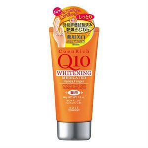 Sữa dưỡng ẩm và trắng da tay Coen Rich Q10 Whitening Medicated Hand & Finger - DA01