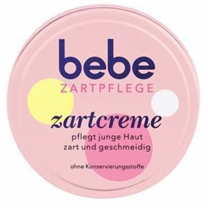 Kem dưỡng da giữ ẩm, chống nẻ  Bebe Zartcreme trẻ em - BE2