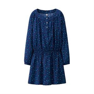 Áo váy Uniqlo bé gái  GD05 - váy xinh cho bé