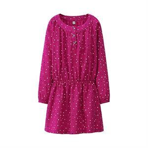Áo váy Uniqlo bé gái  GD13 - váy xinh cho bé