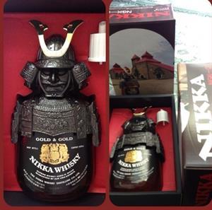 Rượu Nikka Whisky G&G - Sản phẩm độc đáo đến từ Nhật Bản - RT03