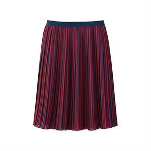 Váy kẻ xếp ly Uniqlo  xinh xắn - WD 29