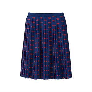 Váy nữ chấm bi  Uniqlo  xinh xắn - WD 31