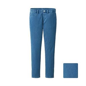 Quần legging denim nữ  Uniqlo - 64 Blue - WP46