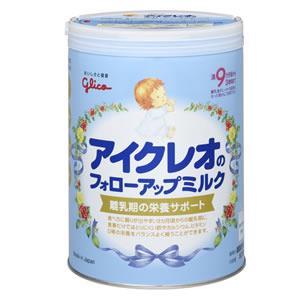 Sữa Glico Nhật số 9_hộp 820g  BM01