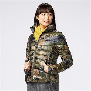 Áo siêu nhẹ nữ  dằn di Uniqlo, không thấm nước - SG10
