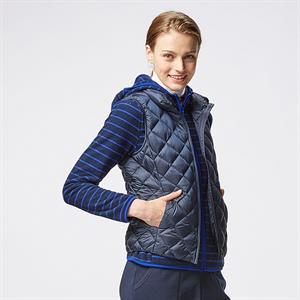 Áo gile siêu nhẹ Uniqlo nữ - trần trám, không thấm nước  - SG07