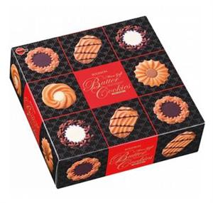 Bánh quy bourbon vị bơ - 60c / hộp - BK02