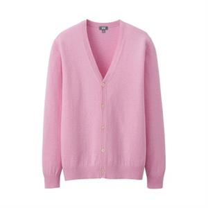 Áo len nữ Uniqlo - 11 Pink - WL69