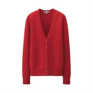 Áo len nữ Extra Fine Merino Uniqlo - WL55