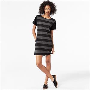 Váy  kẻ ngang  Uniqlo - WD87