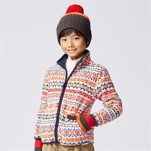 Áo khoác nhẹ trẻ em Uniqlo - WK12