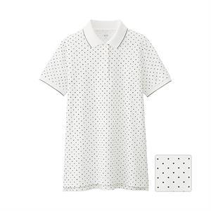 Áo phông  nữ  chấm bi Uniqlo - W27