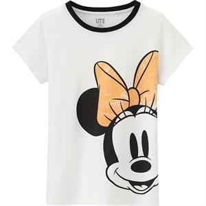 Áo phông bé gái Uniqlo - K23 - Ngộ nghĩnh, đáng yêu