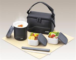 Set đựng thức ăn 3 món -  Thermos - 500ml - STA2